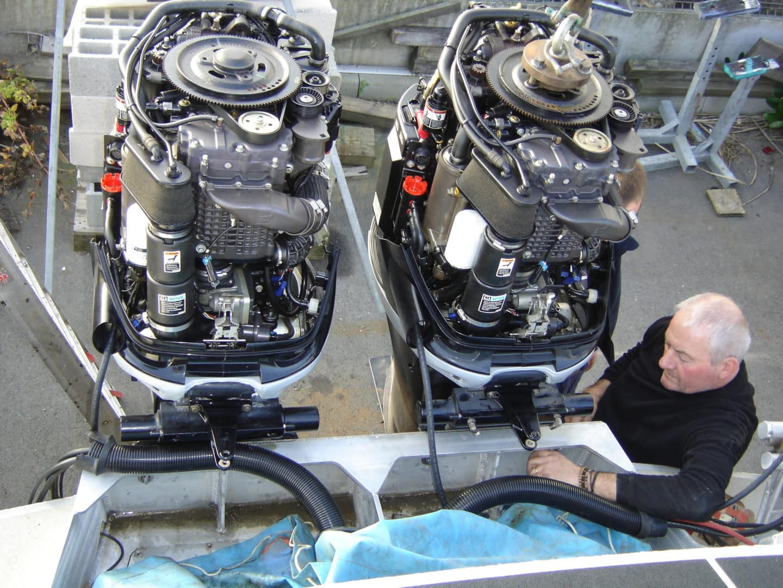 Brest Marine Services Atelier 25 - Service atelier