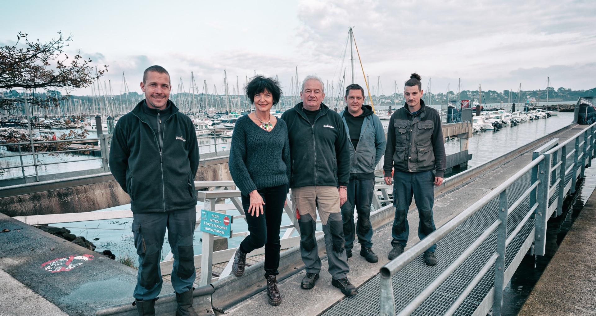 Brest marine services un mecanicien moteur pour votre bateau - Accueil