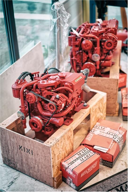 Brest marine services vente de moteurs neufs et mecanicien moteur - Accueil
