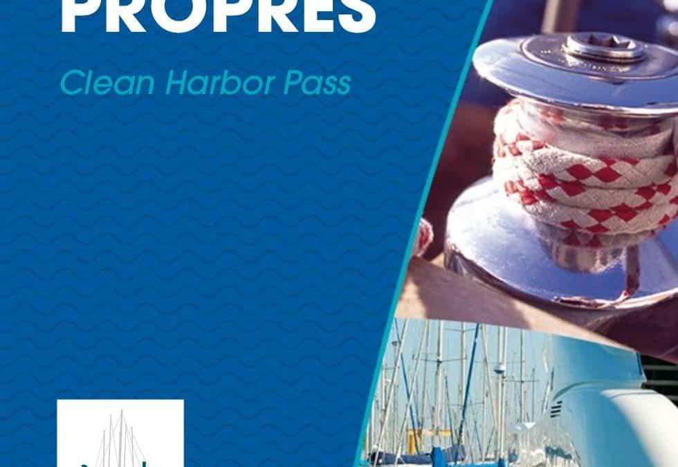 Pass Ports Propres Bretagne 2020